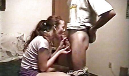 Dos cargados espalda anal sexo casero novia y oral Lulu Martinez en un círculo en la cara de ella al mismo tiempo