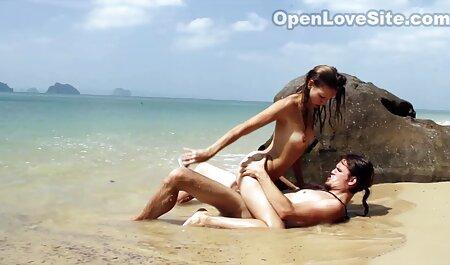 Una choza joven con un videos de sexo casero colombiano grande y un hijo