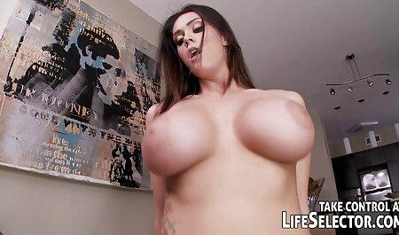 Ashley vive con mamá sexo casero familiar y niño,