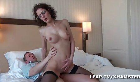 Cliente poner un miembro en el culo, esposa, y masaje con videos pornos caseros en hd