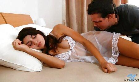 Danisa muñeca con medias verdes en la sexo casero amateur cocina sexo con vecinos